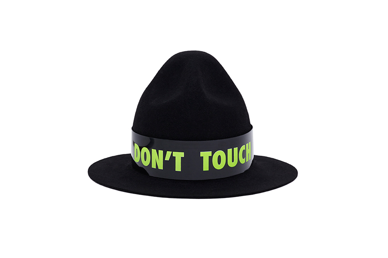 """Joshua Sanders Spring/Summer 2015 """"Don't Touch"""" Collection"""