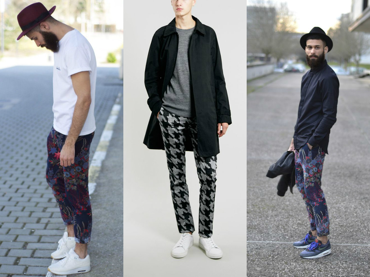 PAUSE Guide: How To Wear Printed Trousers