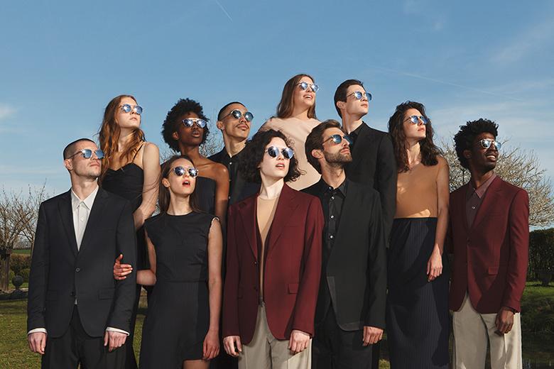 Maison Margiela x MYKITA 2015 Spring/Summer Lookbook