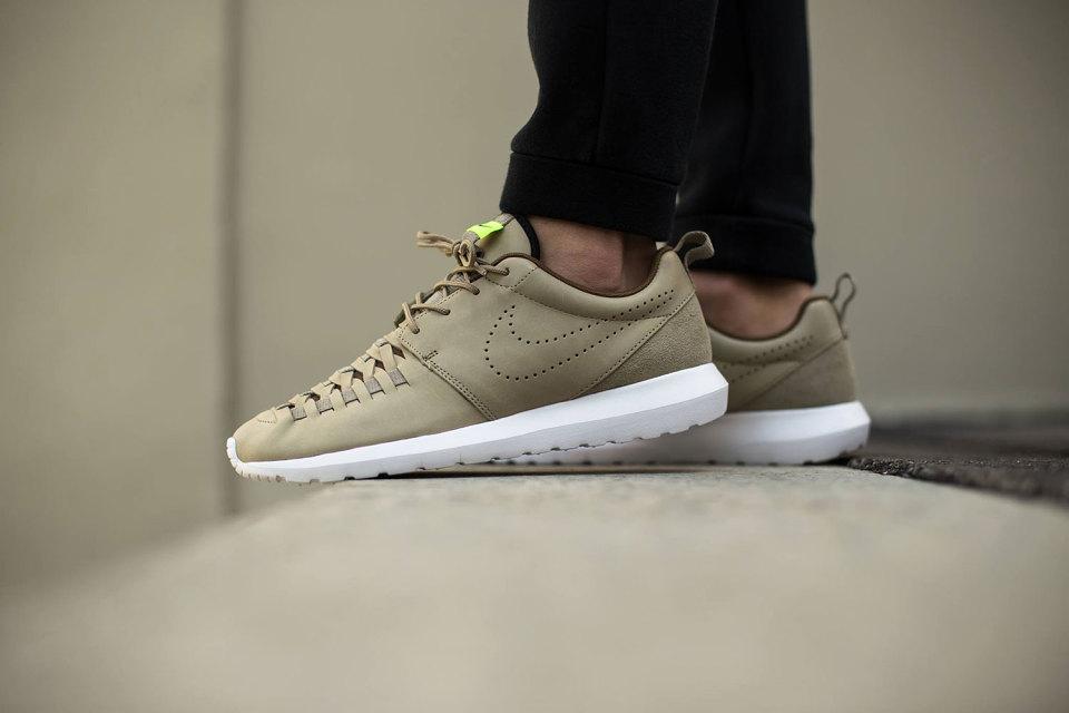 "Sneaker Watch: Nike Roshe NM Woven ""Bamboo"""