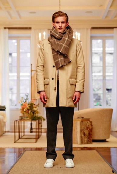 Club Monaco Fall 2015 Menswear Lookbook