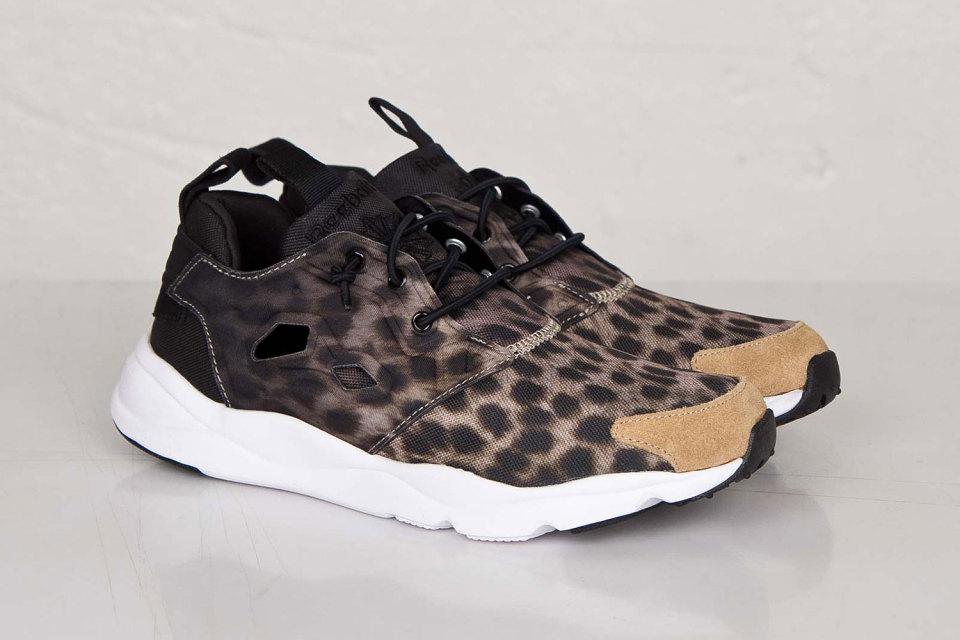 Reebok Furylite SR Leopard Concrete Jungle Pack