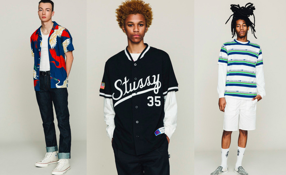 Stussy Summer 2015 Lookbook