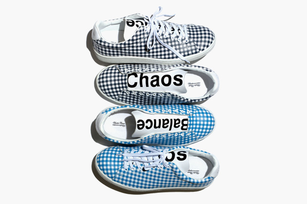 "UNDERCOVER Spring/Summer 2015 ""Chaos/Balance"" Sneakers"