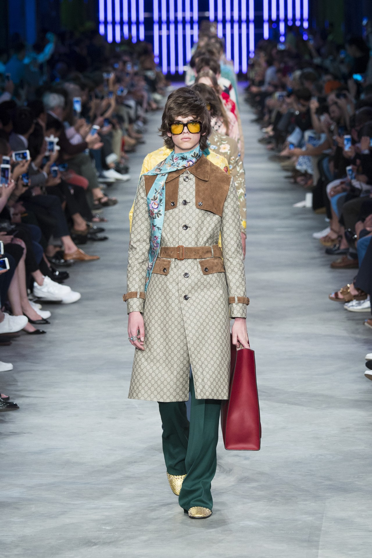 MFW: Gucci Spring/Summer 2016 Collection