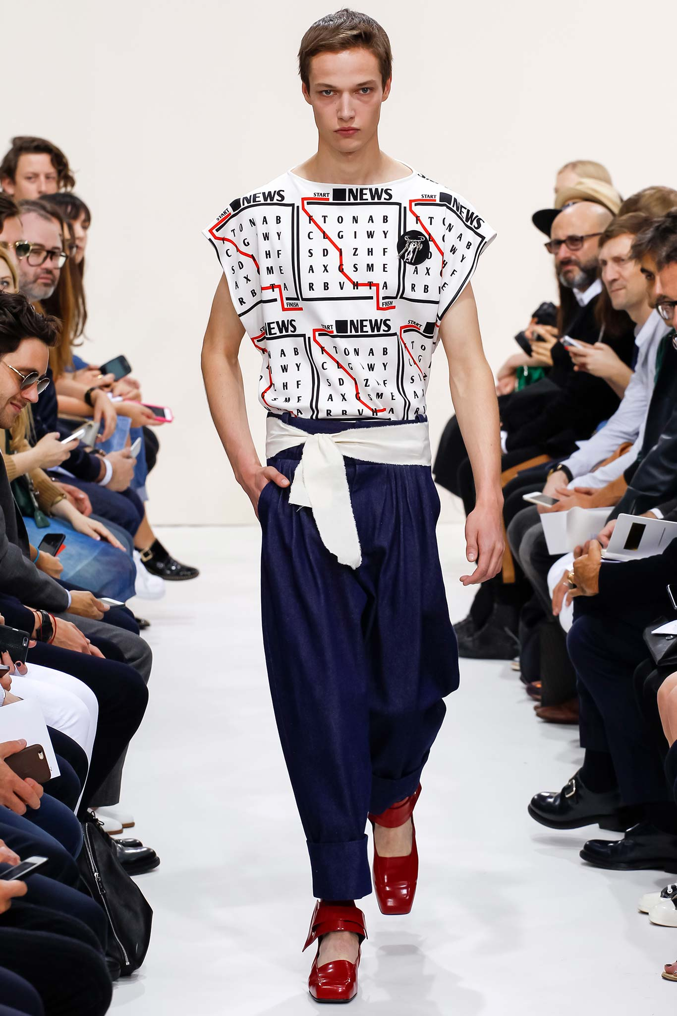 LCM: J.W Anderson Spring/Summer 2016 Collection