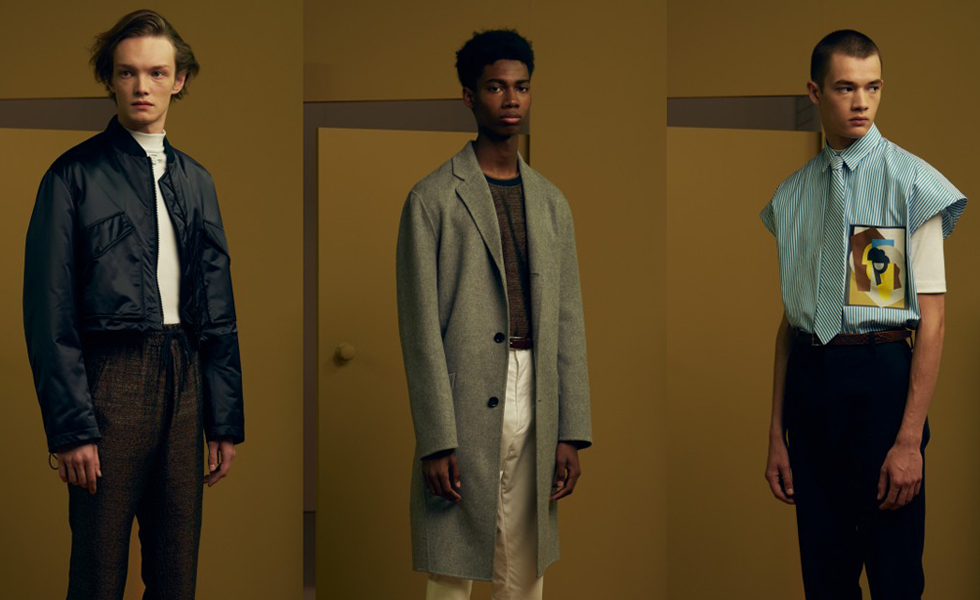 LCM: CMMN SWDN Spring/Summer 2016 Collection
