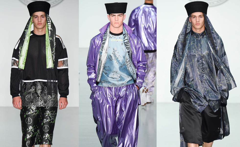 LCM: Astrid Andersen Spring/Summer 2016 Collection