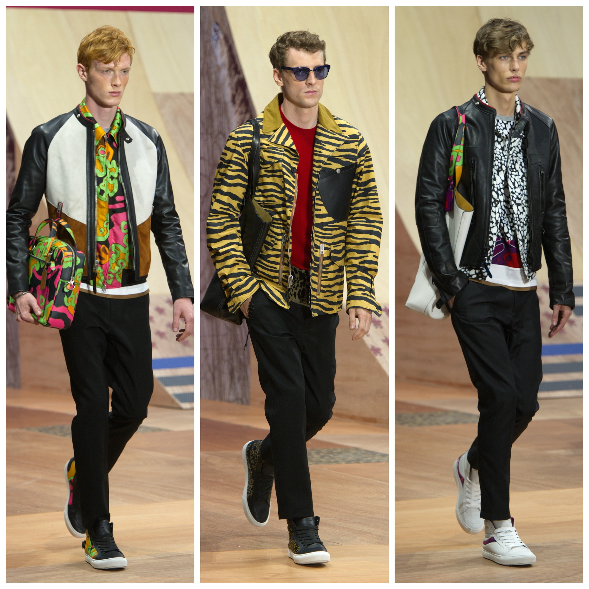 LCM: COACH Spring/Summer 2016 Collection