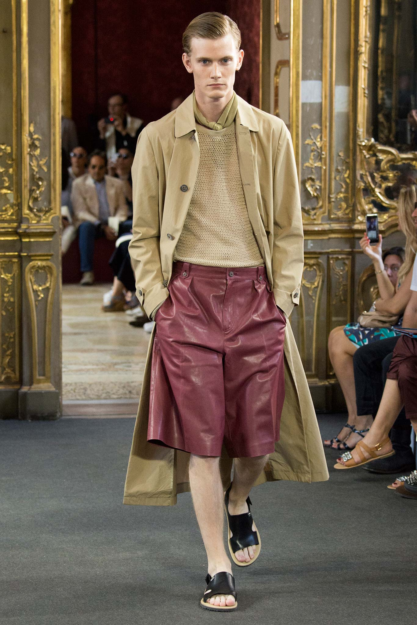 MFW: Corneliani Spring/Summer 2016 Collection