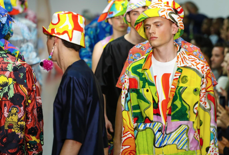 LCM: Kit Neale Spring/Summer 2016 Collection