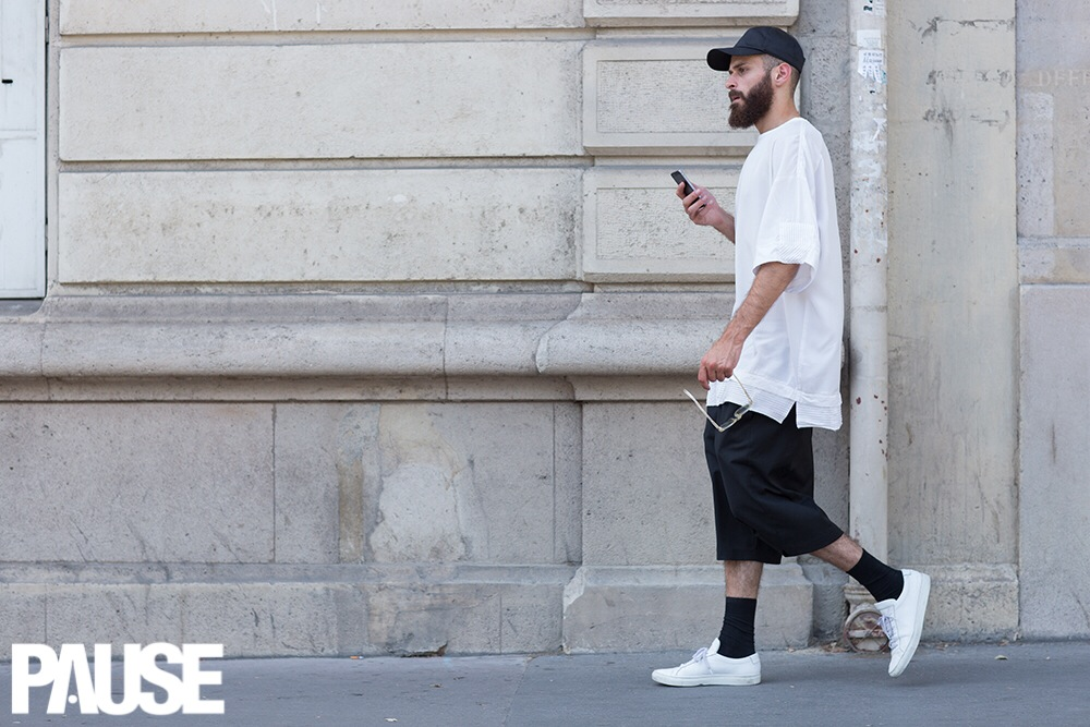 Street Style Shots: Paris Fashion Week Day 4 & 5, June 2015