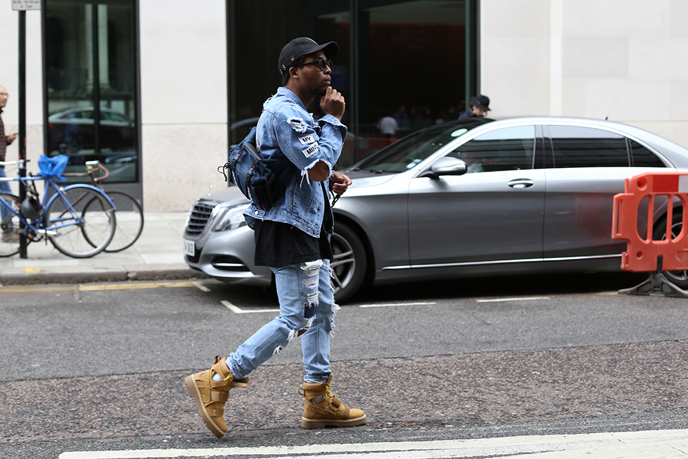 Street Style Shots: London Collections: Men Day 3 – Part 2