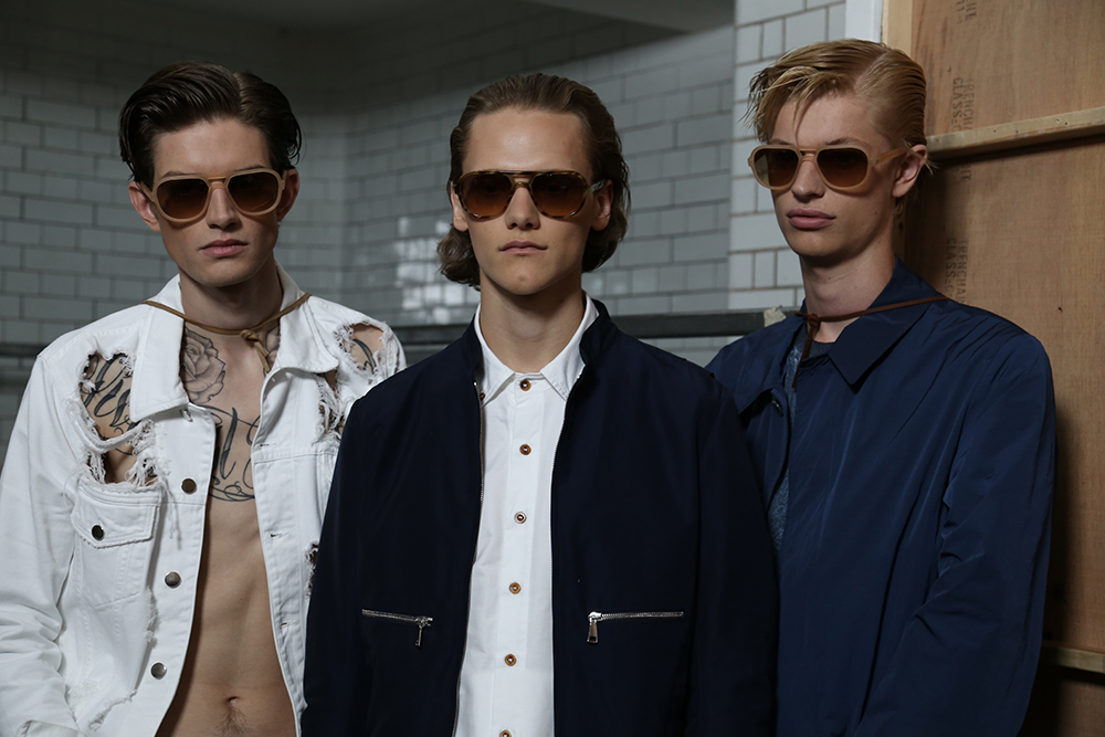 LCM: Baartmans and Siegel Spring/Summer 2016 Collection