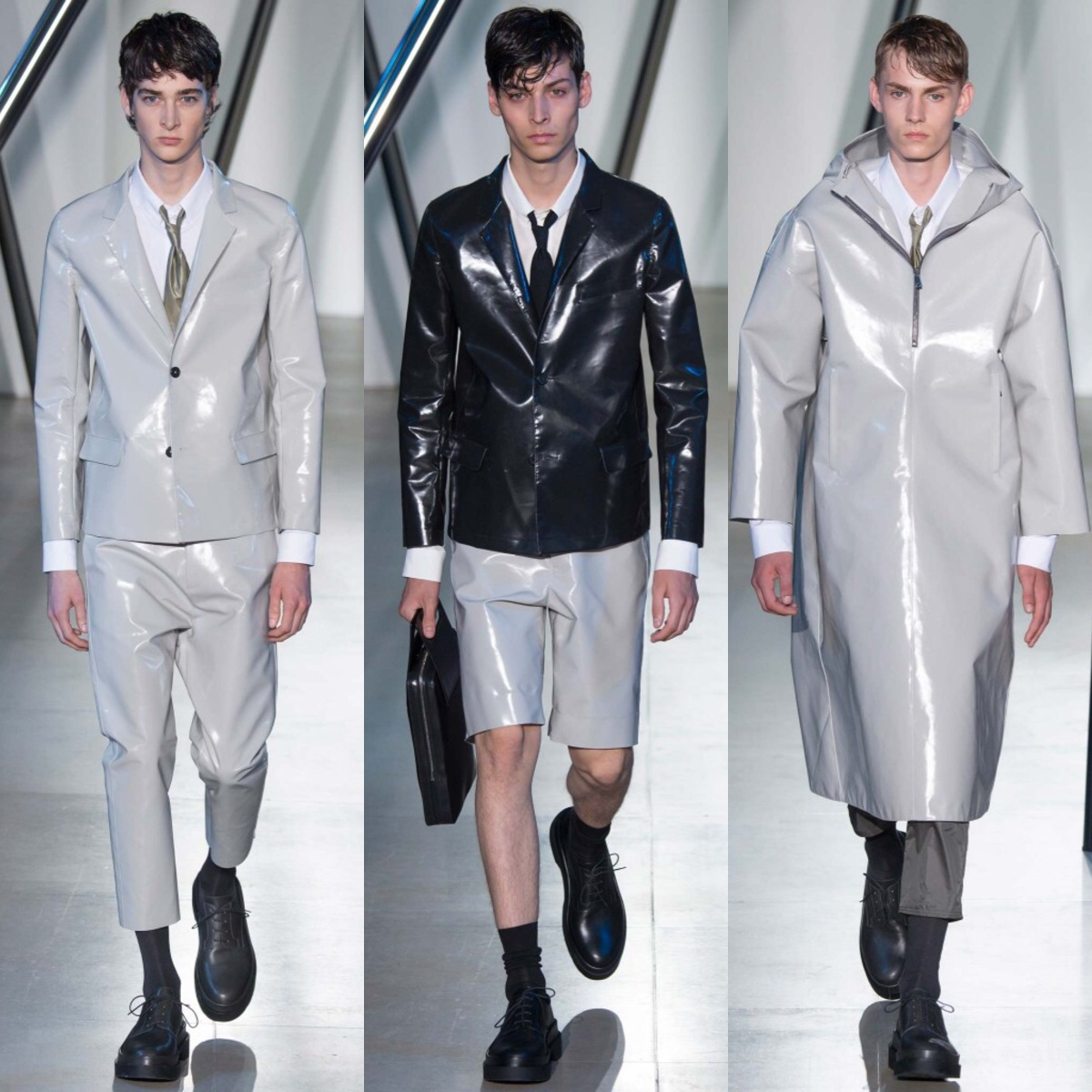 MFW: Jil Sander Spring/Summer 2016 Collection