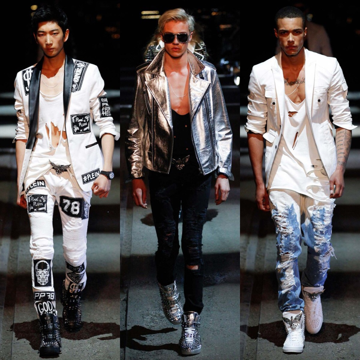 MFW: Philipp Plein Spring/Summer 2016 Collection
