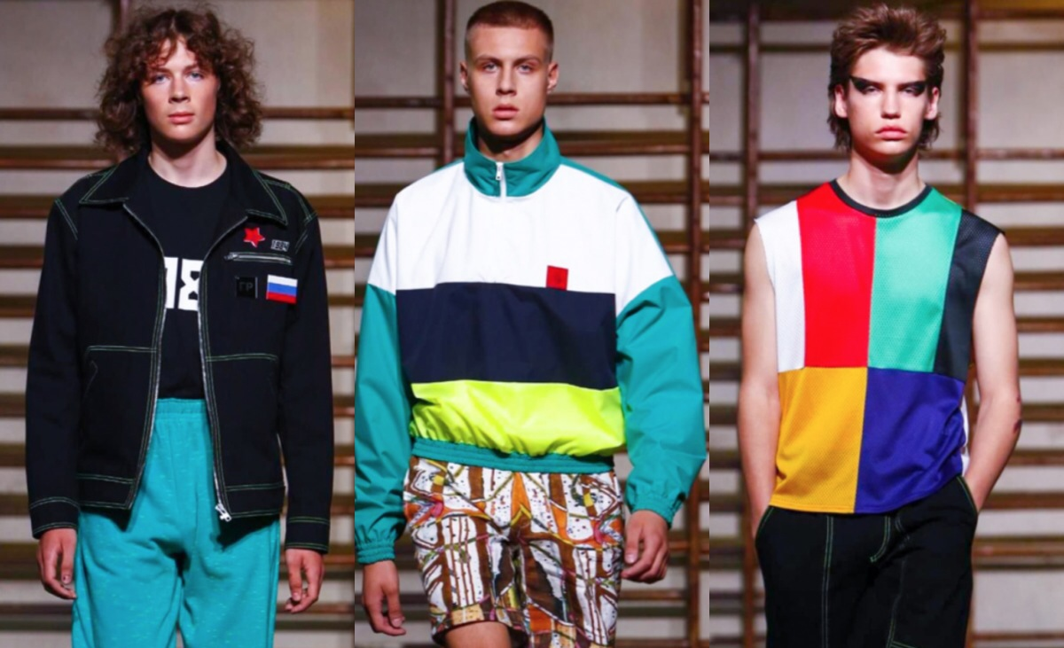 PFW: Gosha Rubchinskiy Spring/Summer 2016 Collection