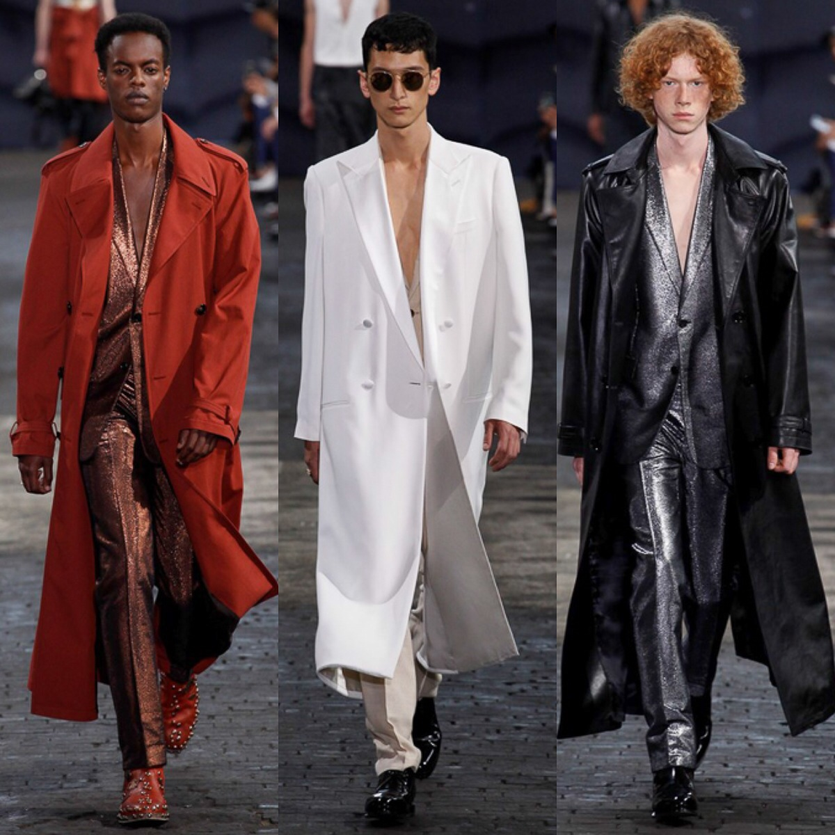 PFW: Maison Margiela Spring/Summer 2016 Collection
