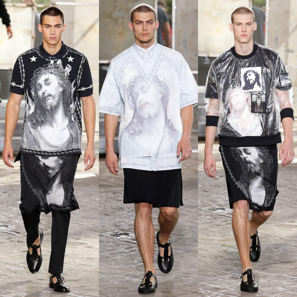 PFW: Givenchy Spring/Summer 2016 Collection