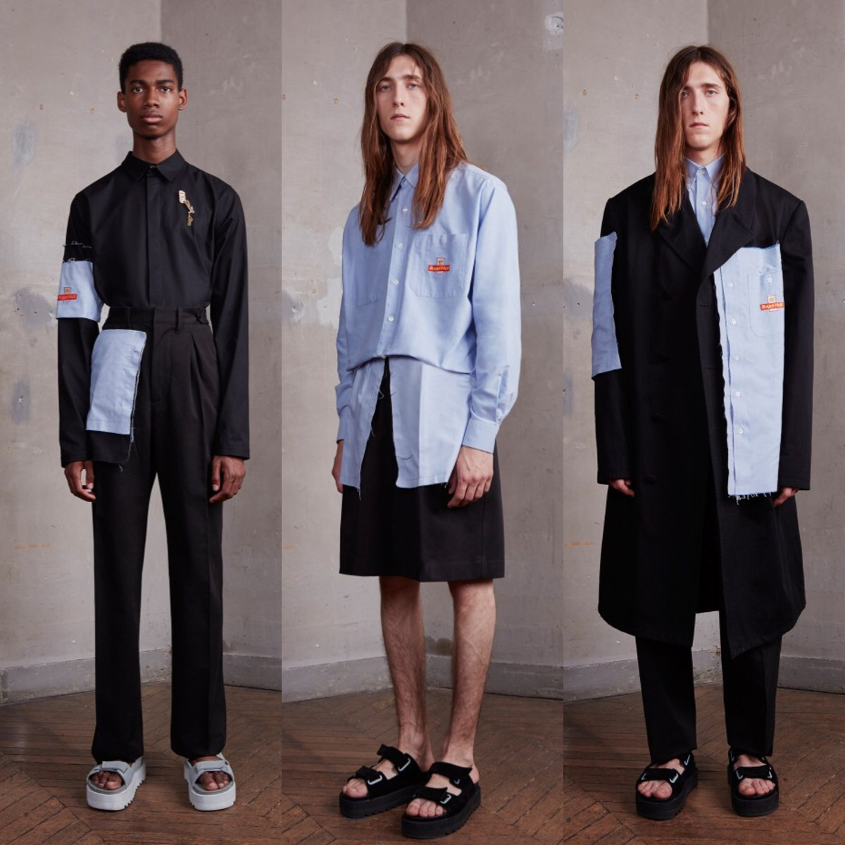 PFW: Off White Spring/Summer 2016 Collection