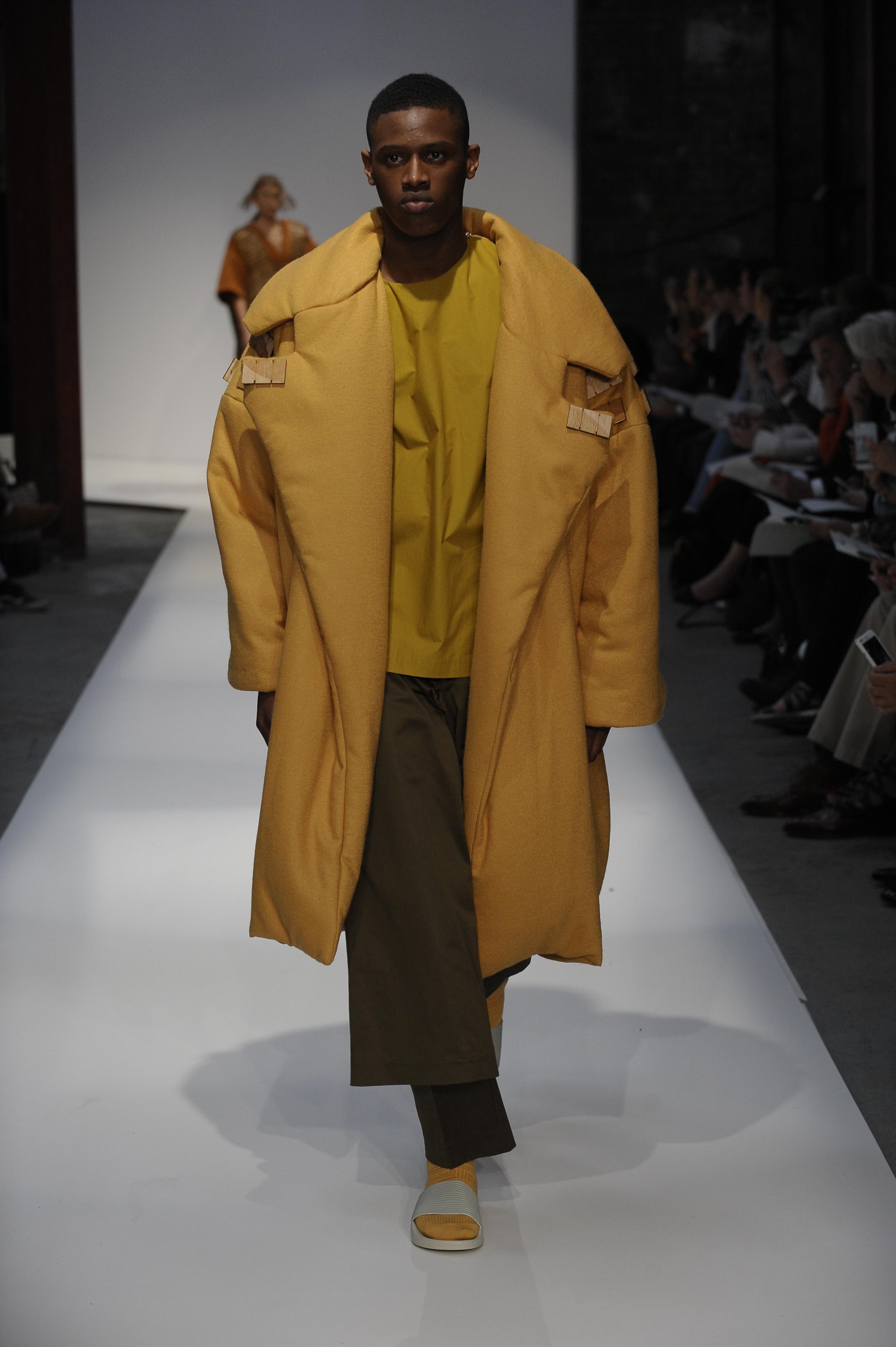 London College of Fashion 2015 Fashion Show