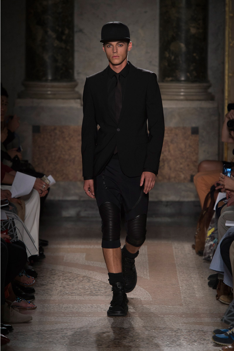 MFW: Les Hommes Spring/Summer 2016 Collection