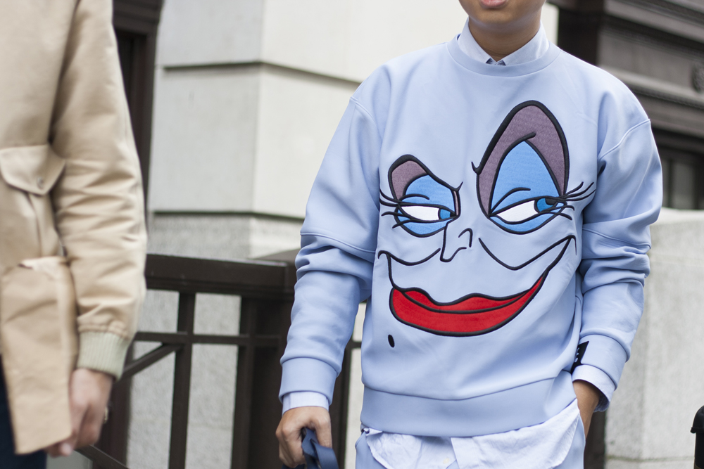 Street Style Shots: LCM SS16 Day One