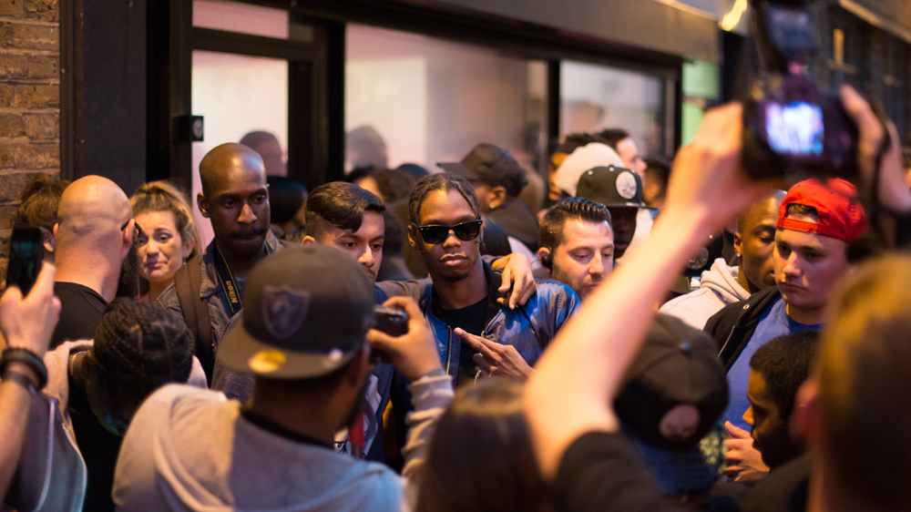 Blood Brother LCM SS16 Launch Party Featuring Krept & Konan