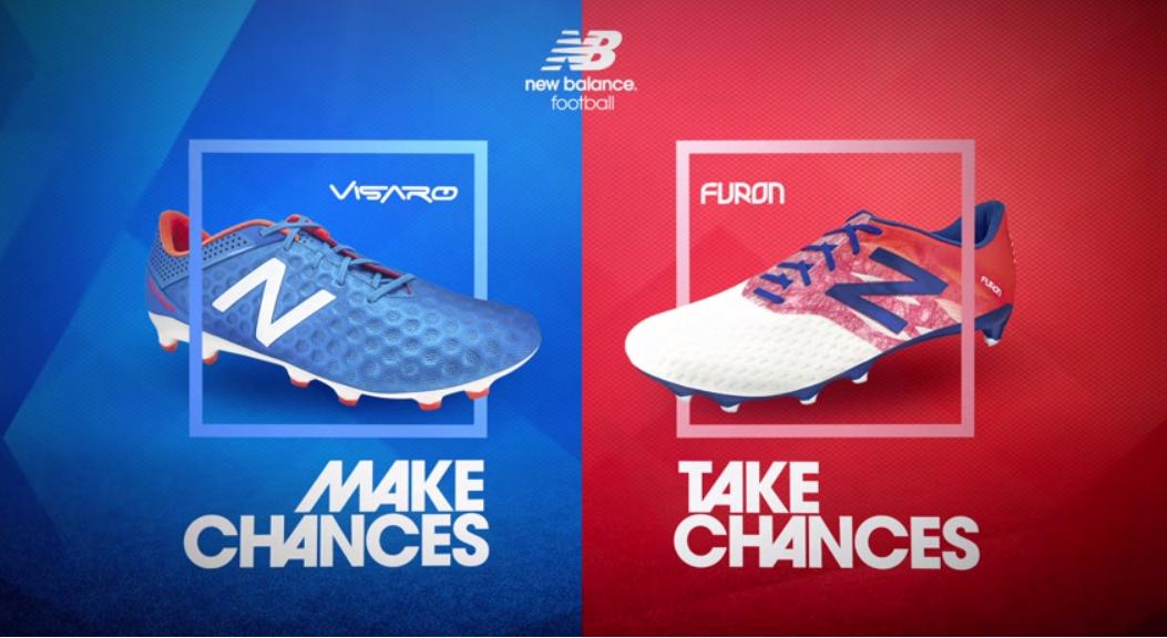 New Balance Football – Make Chances, Take Chances Video