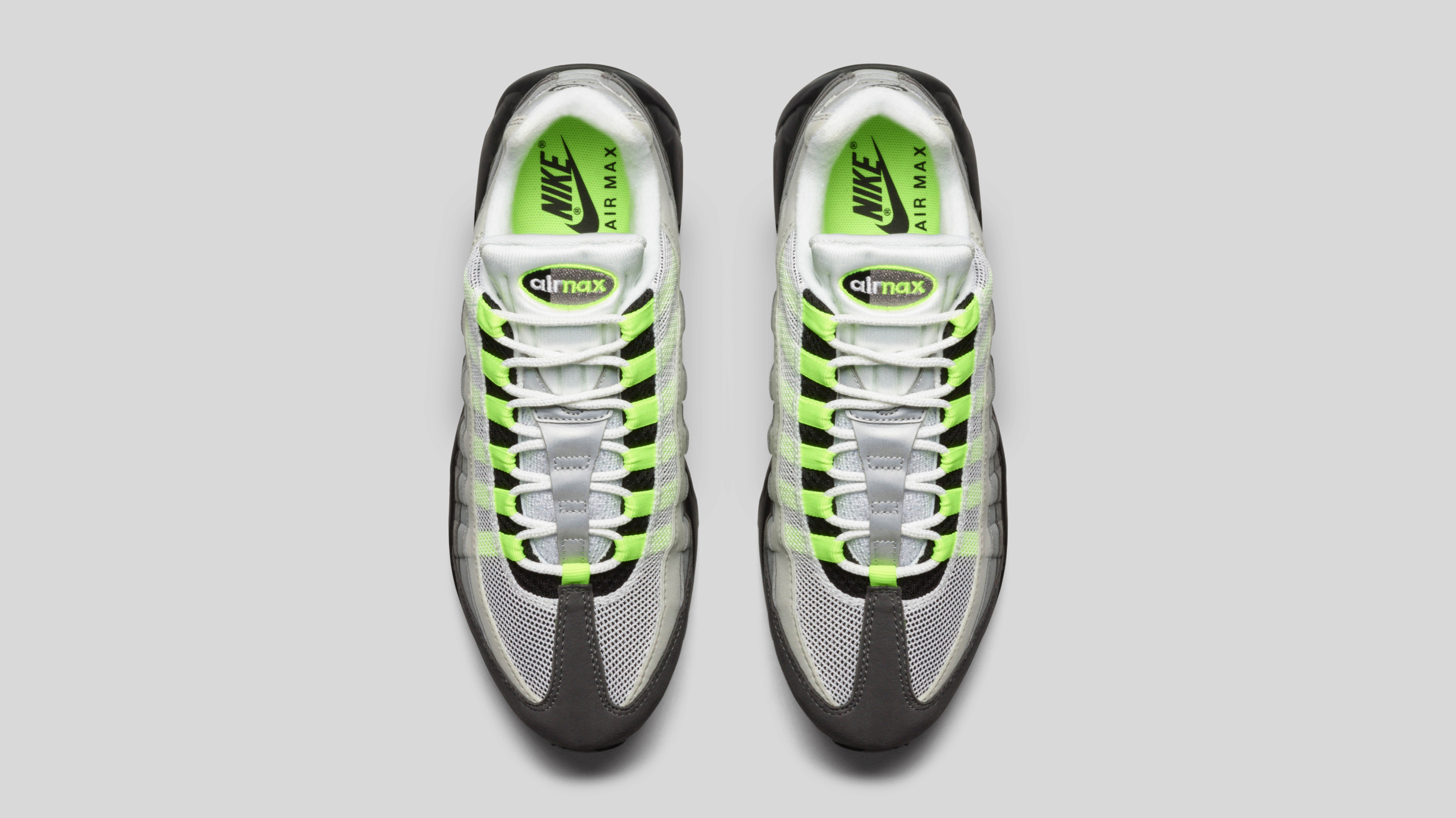 Nike Air Max 95 OG: The Legend Of Future Past