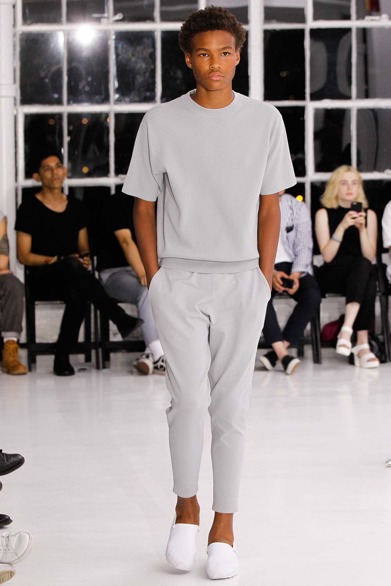 NYFW: N.Hoolywood Spring/Summer 2016 Collection