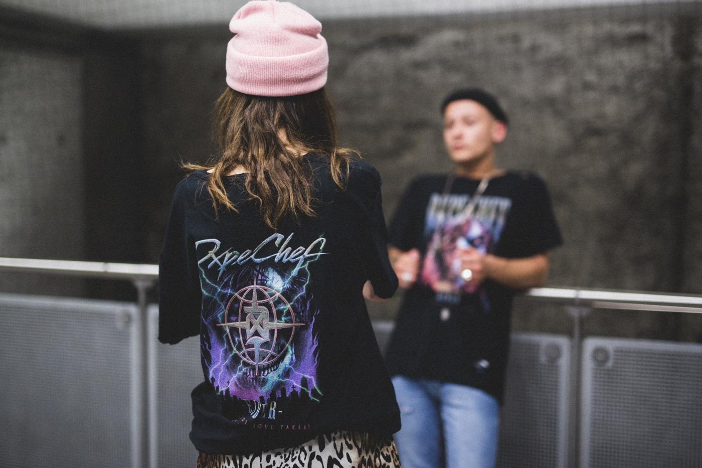 """DXPE CHEF x EJDER """"Zion Rock Tour"""" Collaboration"""