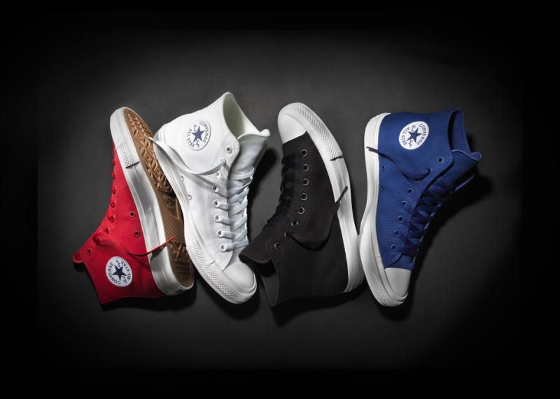 Converse Debuts the Newly Updated Chuck II