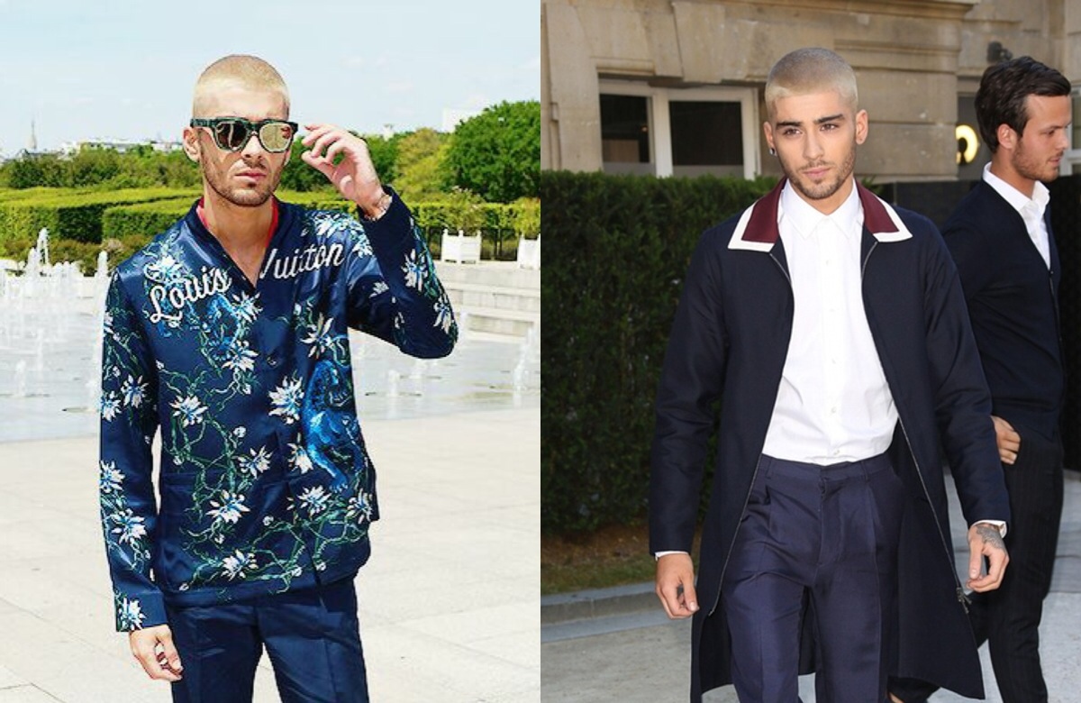 Celebrity Style: Zayn Malik is Fashions New 'It' Boy