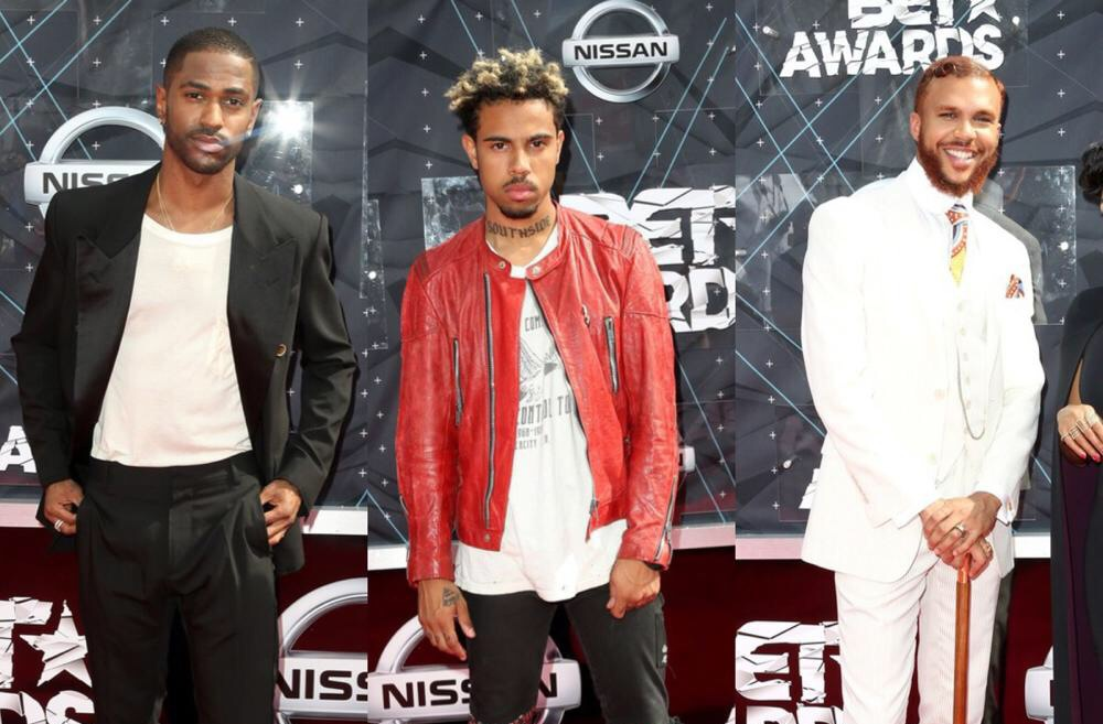 Red Carpet: The BET Awards 2015 Men's Style