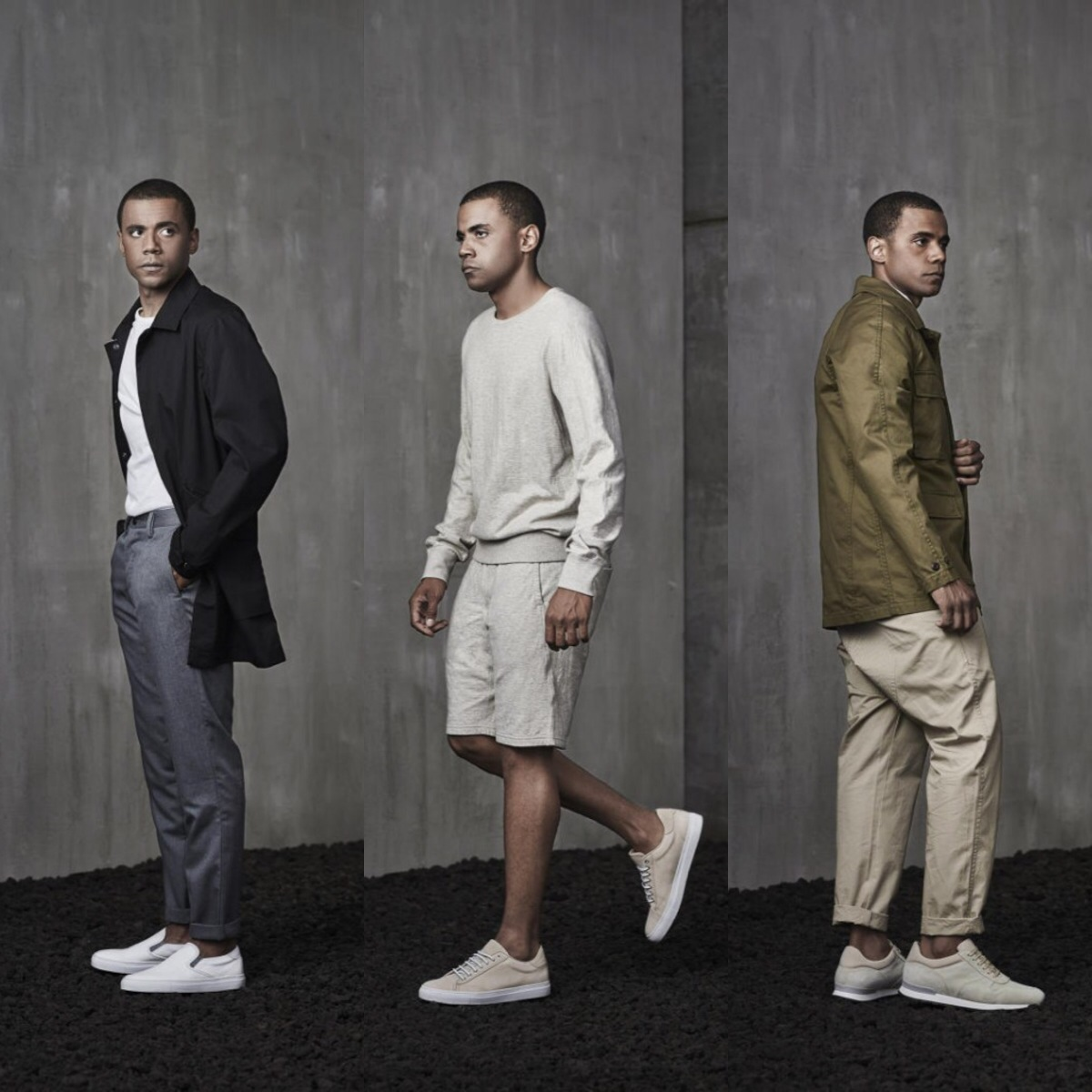 "wings+horns Spring/Summer 2016 ""Spaceship Earth"" Lookbook"