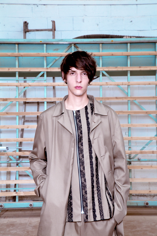 Wilfried Lantoine Spring/Summer 2016 Collection