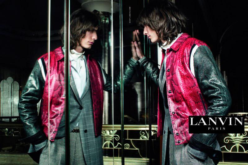 Lanvin Fall/Winter 2015 Campaign Preview