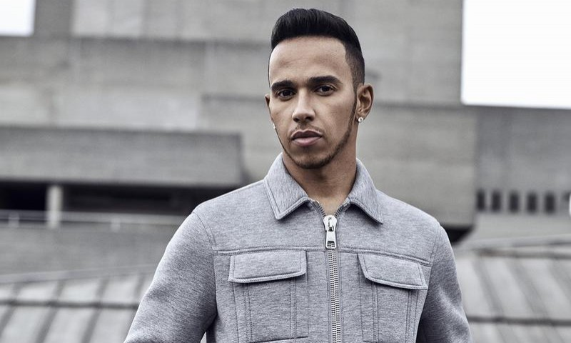 Lewis Hamilton for ES Magazine 2015