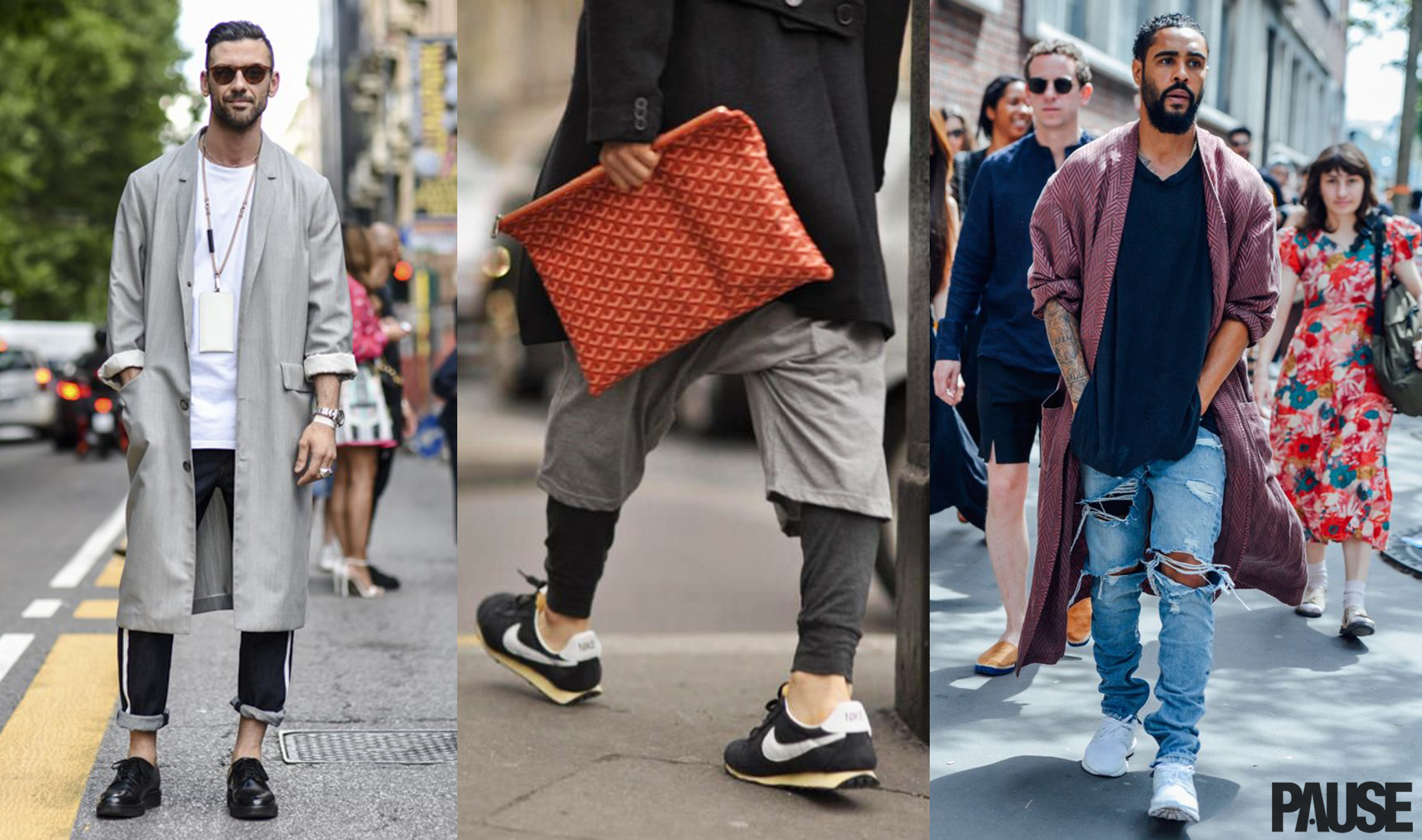 PAUSE Guide: How to layer in Summer