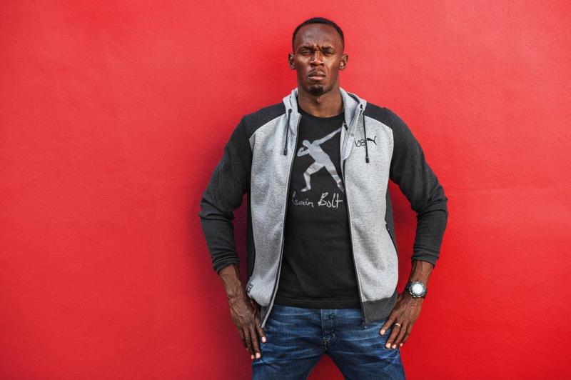 Usain Bolt x Puma Fall/Winter 2015 Collaboration