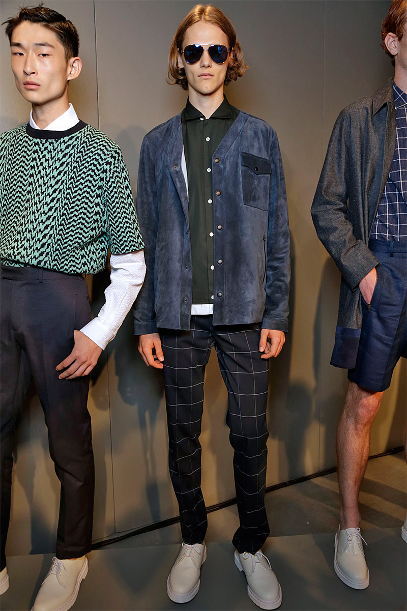 NYFW: Timo Weiland Spring/Summer 2016 Collection