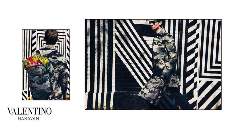 Valentino Fall/Winter 2015 Menswear Campaign
