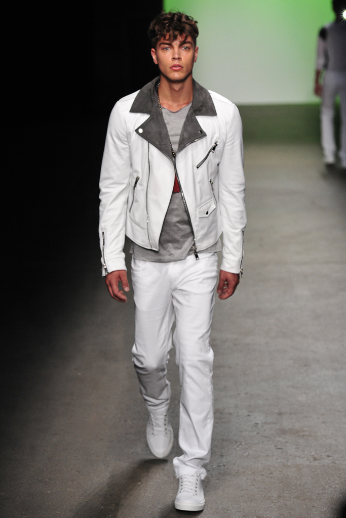 NYFW: Asaf Ganot Spring/Summer 2016 Collection