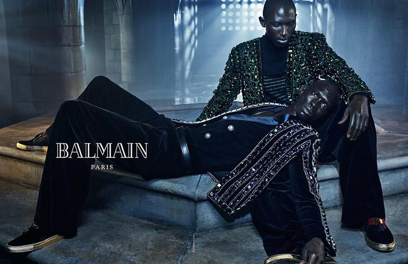 Balmain Fall/Winter 2015 Campaign