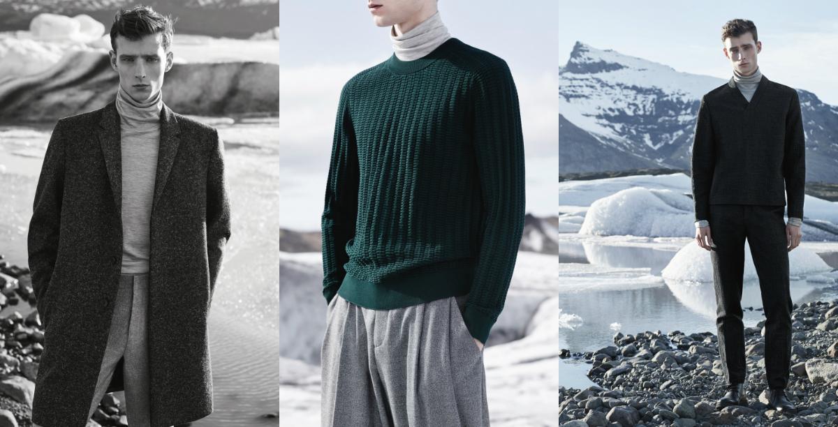 COS Fall/Winter 2015 Lookbook