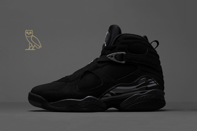 Is there a Jordan VIII and OVO collaboration on the way?