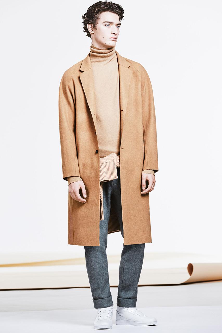 H&M Fall/Winter 2015 Lookbook