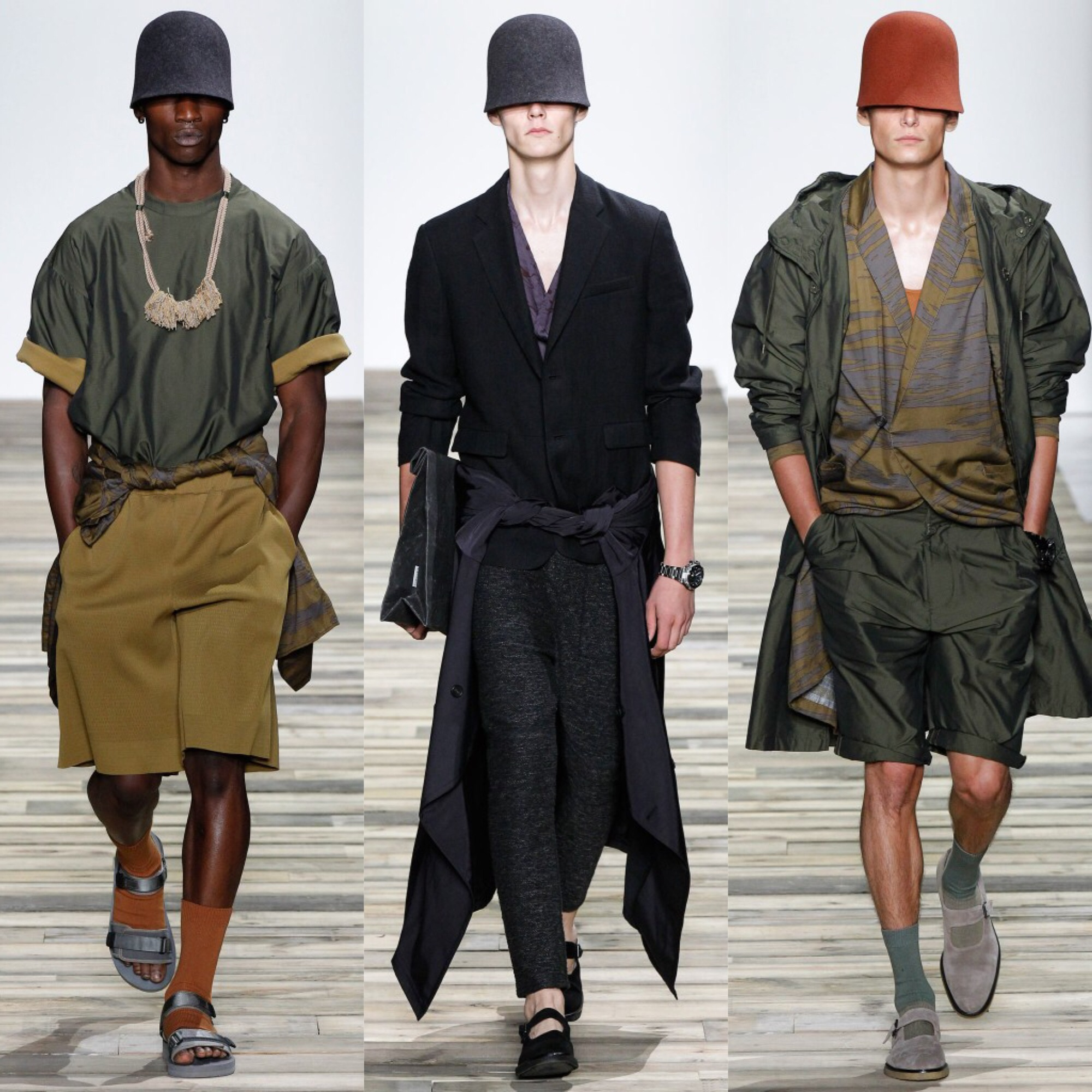 NYFW: Robert Geller Spring/Summer 2016 Collection