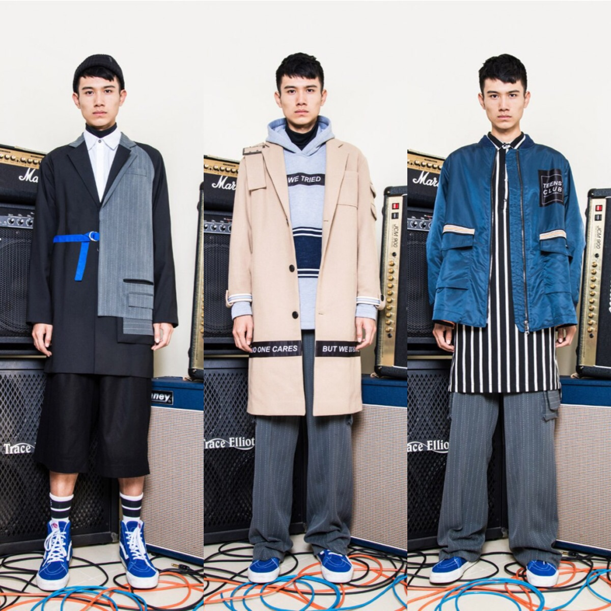 The World Is Your Oyster Fall/Winter 2015 Lookbook